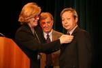 Patricia Gruber, Sten Grillner, Shigetada Nakanishi