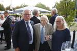 Günther Hasinger, Martin Rees, Barbara Kreiss-Hasinger