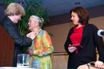Mary-Claire King, Janet Rowley, Sarah Hreha
