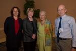 Sarah Hreha, Mary-Claire King, Janet Rowley, Robert Waterston