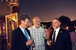 Simon White, Mark Halpern, Charles Bennett