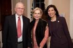 Robert Wurtz, Patricia Gruber, Huda Zoghbi