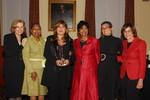 Patricia Gruber, Bernice Donald, Pinar Ilkkaracan, Navanethem Pillay, Zainab Salbi, Bernice Donald