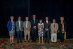 Sarah Hreha, Cristrobal Petrovich, Thierry Montmerle, Lyman Page, Wendy Freedman, John Carlstrom, Jeremiah Ostriker, Patricia Gruber