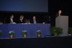 Huntington Willard, Patricia Gruber, Robert Waterston, Mary Gregg