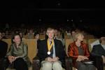 Mary Gregg, John Mather, Patricia Gruber