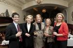 Phillip Front, Patricia Gruber, Dafna Yachin, Deb Wadsworth, Sarah Hreha