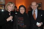 Patricia Gruber, Sakena Yacoobi, Peter Gruber