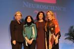 Patricia Gruber, Susan Amara, Huda Zoghbi, Carol Barnes