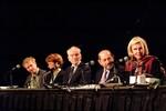 Beverly Emanuel, Victor McKusick, Peter Gruber, Patricia Gruber