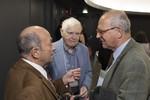 Jeremiah Ostriker, Owen Gingerich, Rainer Weiss