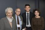 Patricia Gruber, Rainer Weiss, Samuel Day-Weiss, Tamar Gendler