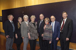 John Wright, Ellen Wright, Patricia Gruber, Sandra Faber, Robert Kennicutt, Joan Faber, Peter Faber, Andrew Faber