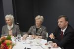 Patricia Gruber, Sandra Faber, Andrew Faber