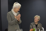 Patricia Gruber, Sandra Faber