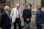 Kenneth Freeman, Brent Tully, Jaan Einasto, Patrica Gruber