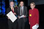 Ronald Davis, Maynard Olson, Patricia Gruber