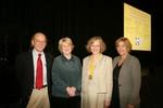 Robert Waterston, Mary-Claire King, Elizabeth Blackburn, Patricia Gruber