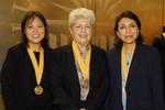 Julie Su, Cecilia Medina Quiroga, Luz Mendez