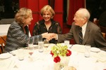 Elizabeth Blackburn, Patricia Gruber, Victor McKusick