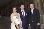 Anna Azarova, Igor Azarov, Oleg Mukhanov